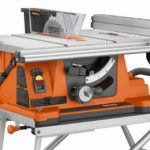 Ridgid R4510 Heavy-Duty Portable Table Saw with Stand 2018